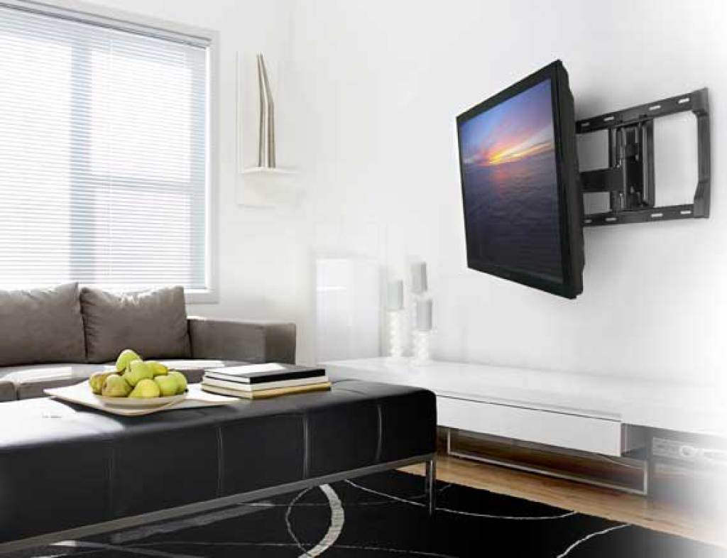 Sanus Simplicity Slf2 Full Motion Wall Mounts Mounts