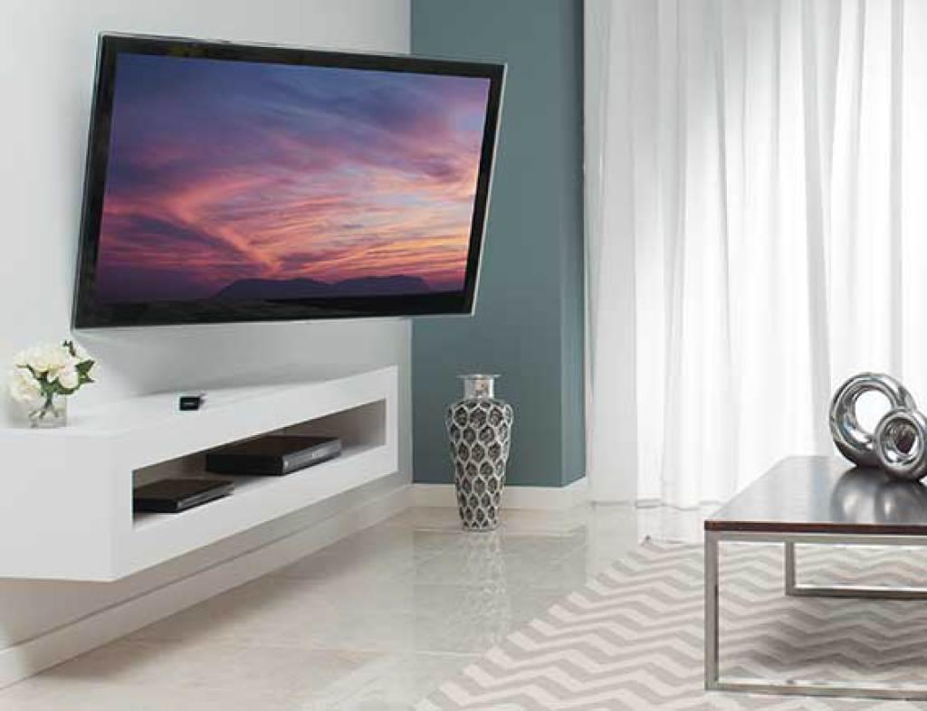 Tv Wall Mount sanus simplicity slf7 | full-motion wall mounts | mounts