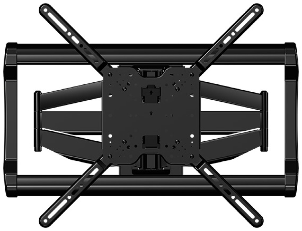 Sanus Simplicity Slf9 Full Motion Wall Mounts Mounts