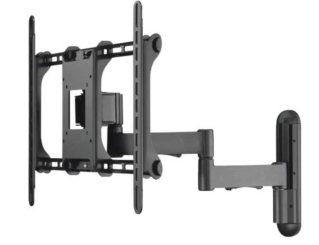 sanus simplicity smf1 full motion wall mounts mounts products sanus simplicity. Black Bedroom Furniture Sets. Home Design Ideas