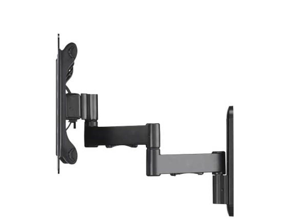 Sanus simplicity smf1 full motion wall mounts mounts for Tv wall mount reviews