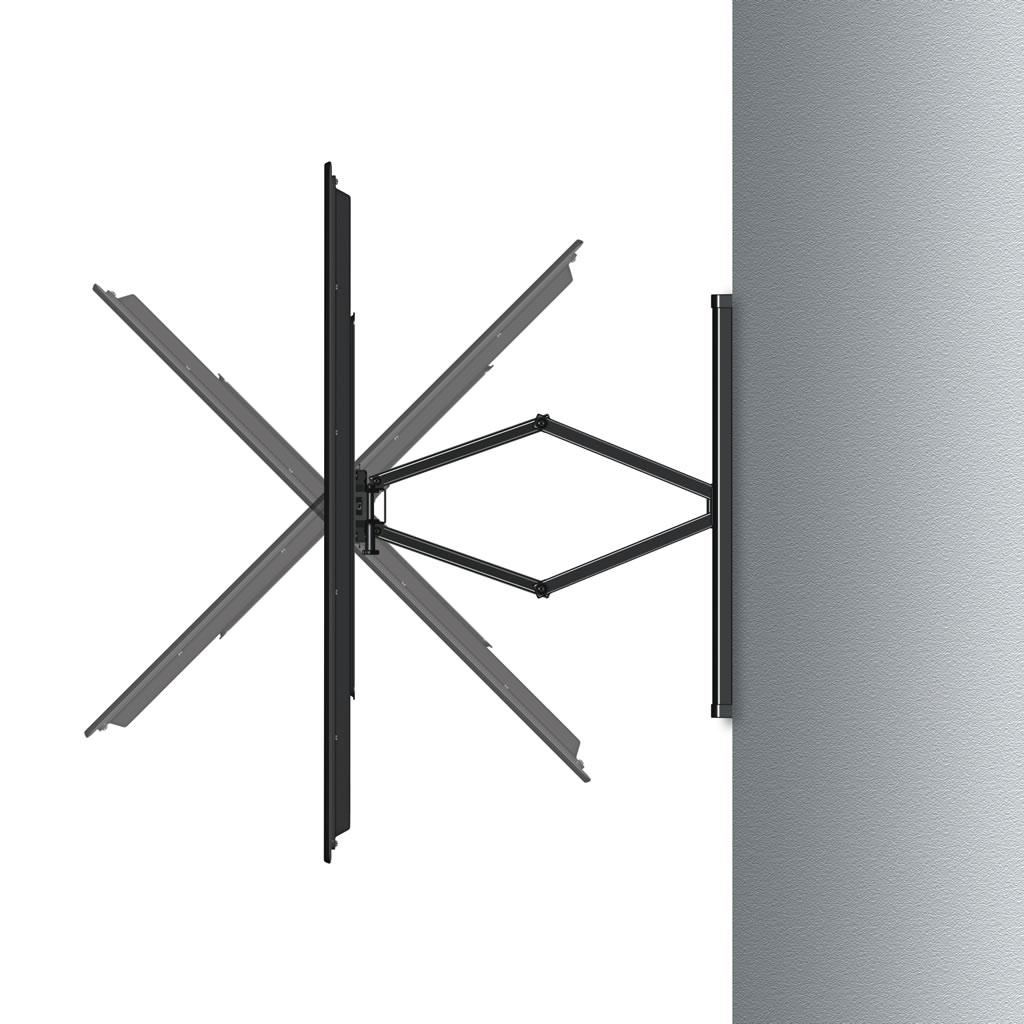 Sanus Simplicity Slf226 Full Motion Wall Mounts Mounts