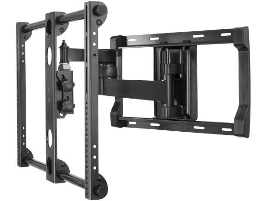 sanus tv mounts sanus simplicity slf3 motion wall mounts mounts 12845