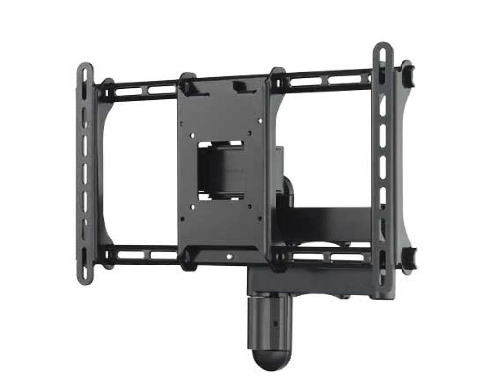 Sanus vuepoint flf118 | full-motion wall mounts | mounts.